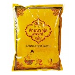 100% AUTHENTIC Thailand Lanna Foot Patch