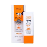 Beauty Buffet Milk Plus Whitening Q10 FACIAL SPF 50+ UV Protection 30ml
