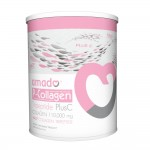 Amado P-Collagen Tripeptide plus C 110,000 mg.