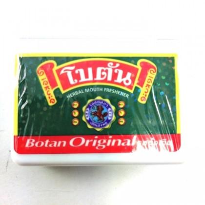 泰国 Botan Original Mouth Freshener & Sore Throat Relief 口腔清新和润喉糖 4.5g