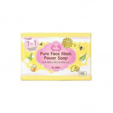 泰国美白肥皂 JELLYS PURE SOAP FACE MASK POWER 80G