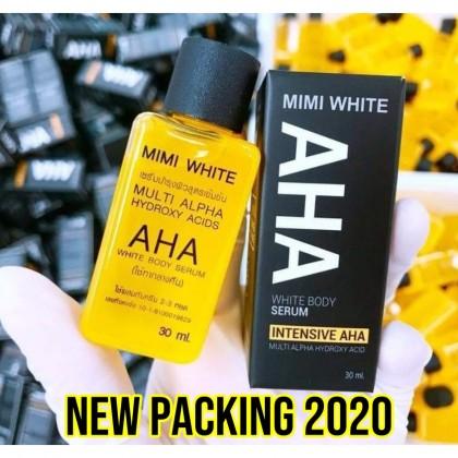 MIMI WHITE AHA Whitening Serum 30ml