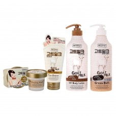 [SUPER SAVER]泰国BEAUTY BUFFET MADE IN NATURE GOAT MILK FULL SET